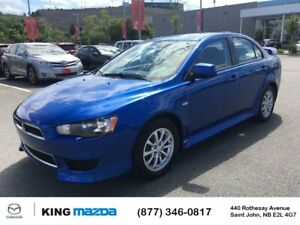 2012 Mitsubishi Lancer SE Low Kms..Auto..Moonroof..Air..Heate...