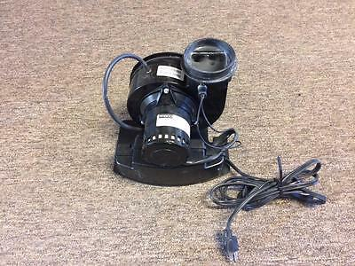 A.O Smith 322813-000  Water Heater Draft Inducer Motor Assembly