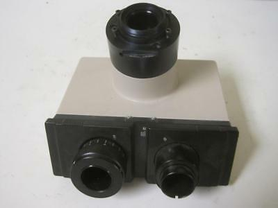 Nanometrics Olympus Microscope Replacement Part 7000 Series Trinocular Head Vcvc