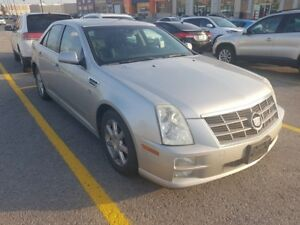 2008 Cadillac STS LOADED! LEATHER, POWER ROOF, CHROME RIMS