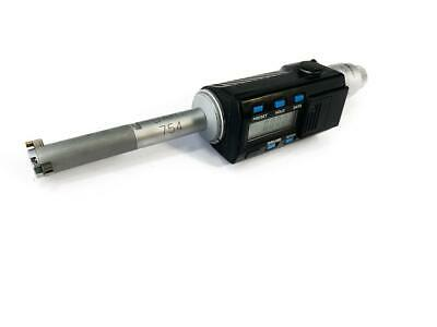 Mitutoyo 468-234-10 0.5 - 0.65 Digimatic Holtest Id Micrometer Bore Gage