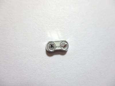 Silver Tone Nintendo Video Game Controller Floating Charm for Memory Locket J7