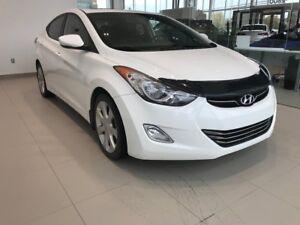 2013 Hyundai Elantra LIMITED CUIR TOIT OUVRANT