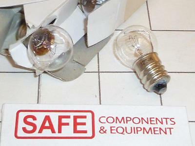 Miniature Lamp Bulb 1224K E12 Base G6 Candelabra Screw 32V .16A 4CP QTY-1 E34
