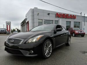 2014 Infiniti Q60 Coupe All Wheel Drive!