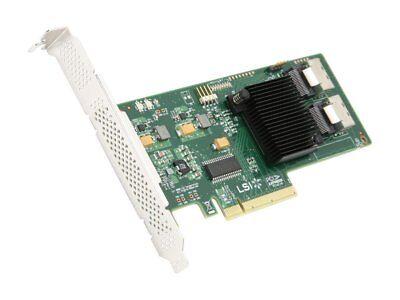9210-8I LSI 8-PORT 6GBPS PCI-E SAS SATA RAID CONTROLLER SAME AS 9211-8I