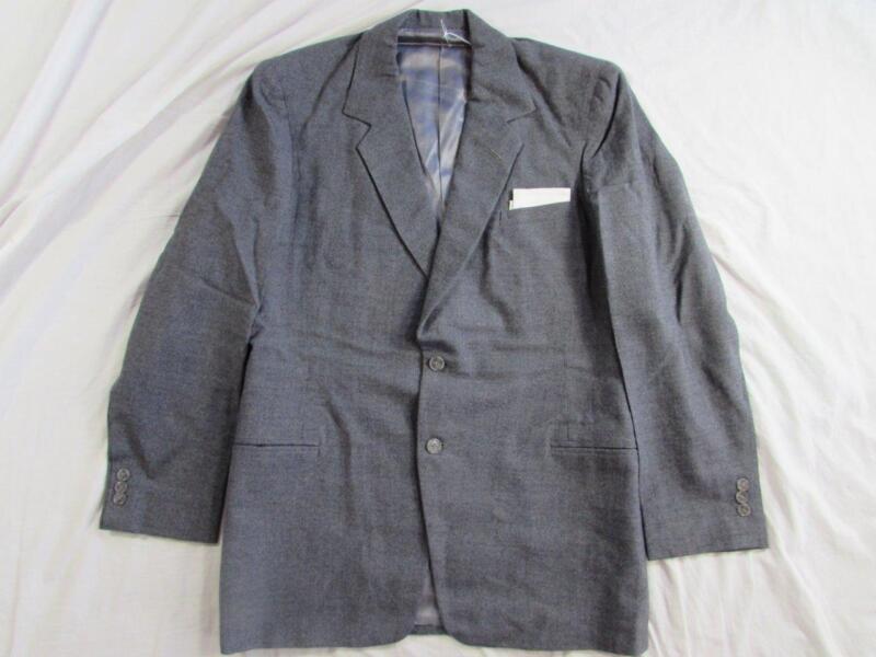Vtg 50s Tony Japson Super Soft Wool Hollywood Jacket Blazer Sport Coat VLV Nice!