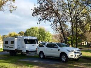 2016 21-FOOT JAYCO CARAVAN & 2016 FORD RANGER PACKAGE Coburg Moreland Area Preview