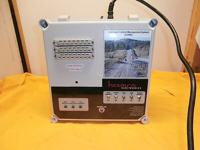 Bramco Electronics Conveyor Control Management System Ccms Module Box Unit Part