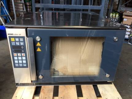 Electical Oven Miwe Cube Air x 2