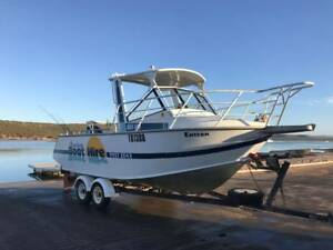 Boat Hire - Tow anywhere in WA - 2 sizes FROM $200 a day