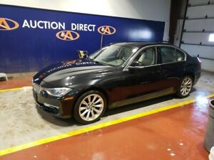 2014 BMW 328 i xDrive SUNROOF, NAVI, ALL LEATHER