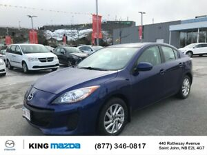 2013 Mazda Mazda3 GX 5 SPEED MANUAL..ALLOYS..BLUETOOTH..AIR..CRU