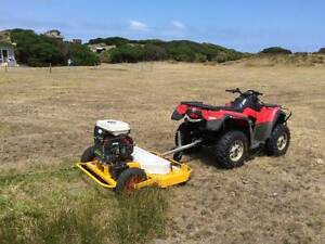 SLASHER TOW N MOW SLASHER -  TOW BEHIND, 13HP-23HP HONDA ENGINES Outer Geelong Preview
