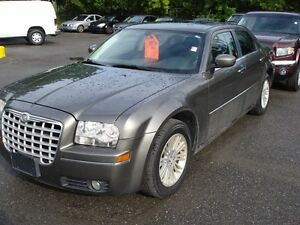 2008 Chrysler 300 Touring Leather Sunroof