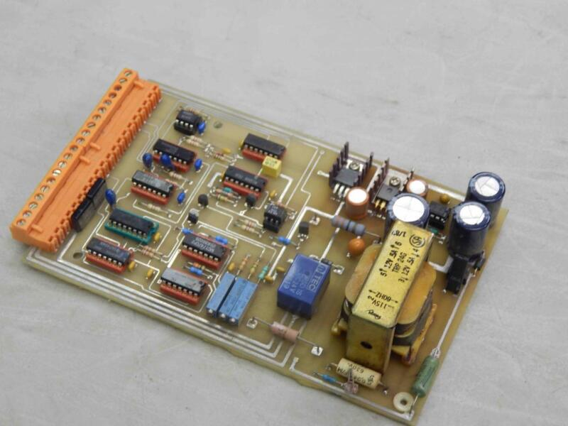#890 Industelec LCI10/db PC Circuit Board Module