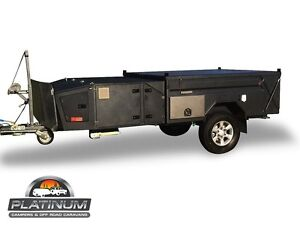 Platinum Cruiser S2 Rear Fold Camper Yeerongpilly Brisbane South West Preview