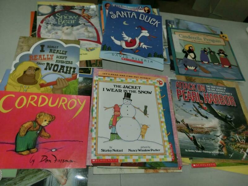 Huge Lot 62 K 1st  2nd 3rd  Grade AR Picture Books TEACHER LIBRARY