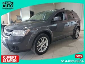 2014 Dodge Journey LIMITED / DVD DEMARREUR A DISTANCE / 7 PASSAG
