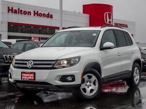 2014 Volkswagen Tiguan COMFORTLINE|NO ACCIDENTS