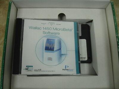 Perkin-elmer Wallac 1450 Micro Beta Software 12003