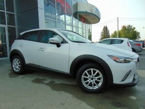 2016 Mazda CX-3 AWD GS-L TOIT OUVRANT CUIR SIEGES CHAUFFANTS