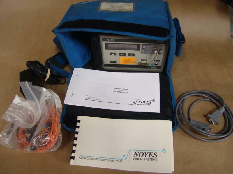 Noyes fiber Systems OFL-100 Optical Fault Locator