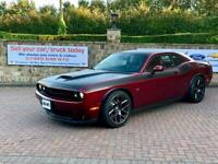 2017 Dodge Challenger T/A 5.7 HEMI V8 Stunning Car & Looking For Similar TODAY !