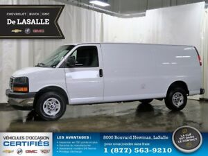2017 GMC SAVANA G2500 Work Van Working