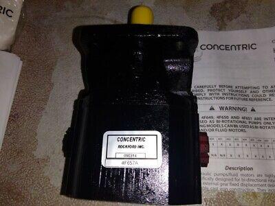 Concentric Hydraulic Gear Pump 4f657  1070049