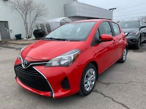 2015 Toyota Yaris LE || AIR CLIMATISÉ || BLUETOOTH