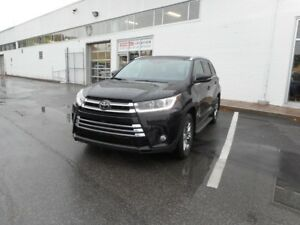 2018 Toyota Highlander Limited 2018 TOYOTA HIGHLANDER LIMITED AW