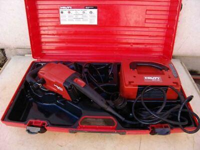 Hilti Dg 150 Dg150 Diamond Cup Wheel Concrete Grinder Dpc 20 Power Supply 2