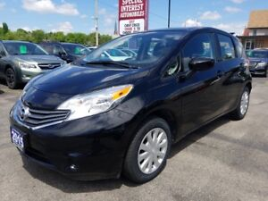 2015 Nissan Versa Note 1.6 SV CLEAN CAR PROOF !!  ONE OWNER !!