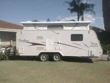 """JAYCO STIRLING POPTOP 18FT 6"""" Spearwood Cockburn Area Preview"""