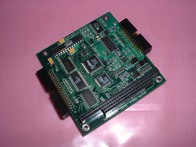 Versalogic Vcm-das-1 Pc104 Analogdigital Io Module Rev 2.04