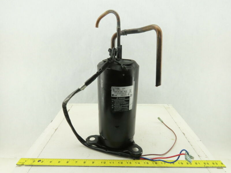 LG 2520UTBK1AA 208/230V 1Ph Compressor From LSU360HV3 Heat Pump