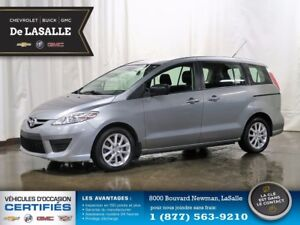 2010 Mazda Mazda5 GS Well Maintained.!