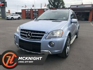 2009 Mercedes Benz M-Class Base / Leather / Sunroof / Back up ca