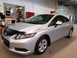 2013 Honda Civic Cpe LX AUTOMATIQUE 17 000 KM !!