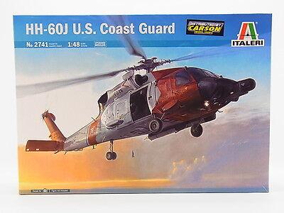 LOT 30322 | Italeri 2741 HH-60J U.S. Coast Guard 1:48 Bausatz NEU in OVP