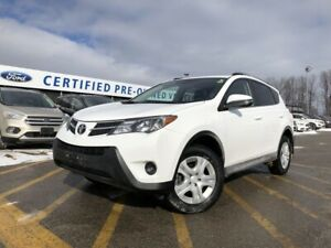 2015 Toyota RAV4 LE AWD|HEATED FRONT SEATS|REMOTE KEYLESS ENT...