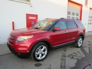 2012 Ford Explorer LIMITED  AWD ~ LOADED ~ 246,000kms ~ $9999