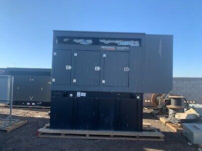 Generac Generator 100 Kilowatts 12853560100 Unknown Hours Working