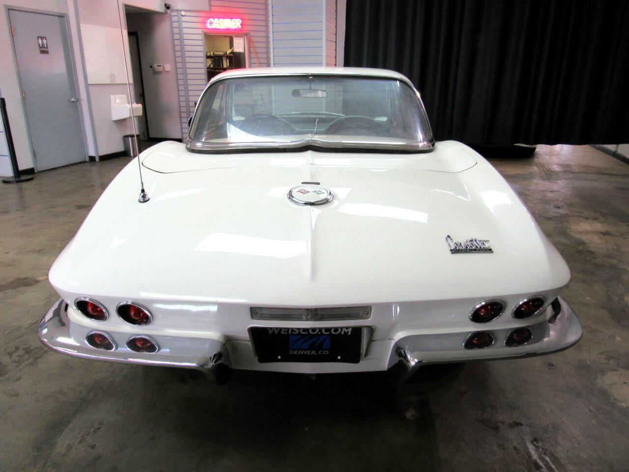 1967 White Chevrolet Corvette Convertible  | C2 Corvette Photo 6
