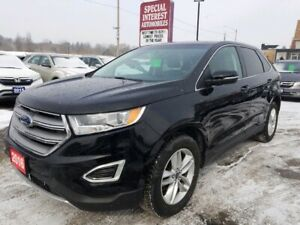 2016 Ford Edge SEL NAVIGATION !!  SUNROOF !!  AWD !!