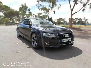 2009 Audi A5 3.2V6 Automatic Quattro Wingfield Port Adelaide Area Preview