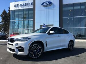 2015 BMW X6 M Brembo, 567HP, Harman Kardon