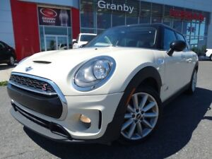 2017 MINI Cooper Clubman S/ALL4 AWD/TOIT PANORAMIQUE/SMART KEYS/