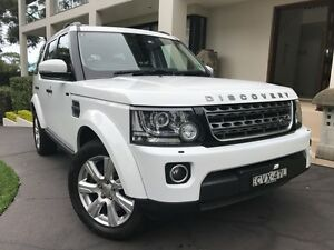 2014 Land Rover Discovery SDV6 SE - urgent sale, great price! Bayview Pittwater Area Preview
